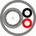 Кабель КВК-П 2x0,5