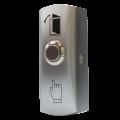 TS-CLICK light, Кнопка запроса на выход накладная, металлическая, с подсветкой.